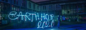Earth Hour 2020 in Emmendingen